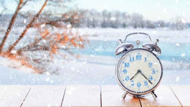 Ora de iarnă | Ceasurile se dau înapoi cu o oră peste o săptămână