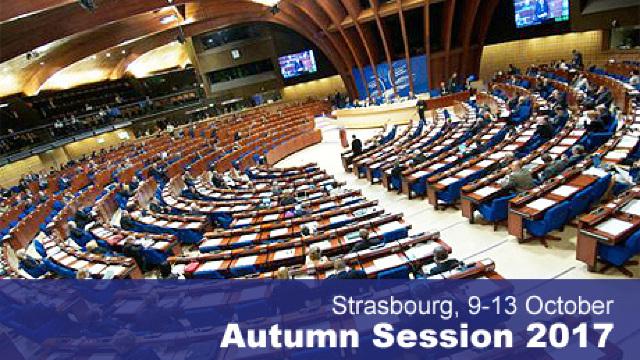 La Strasbourg vor continua lucrările Adunării Parlamentare a Consiliului Europei