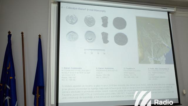 FOTO   Cea de-a XVII-a ediție a Simpozionului de Numismatică se desfășoară la Muzeul Național de Istorie