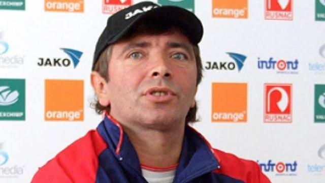 Fostul selecționer al naționalei de fotbal, Igor Dobrovolschi, solicită să-i fie acordată cetățenia moldovenească