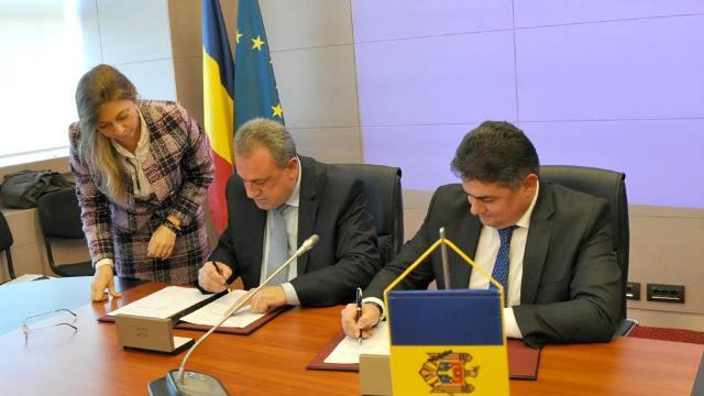 Ministrul Economiei al României: Gazoductul Ungheni-Chişinău va fi dat în exploatare până la sfârşitul anului 2018