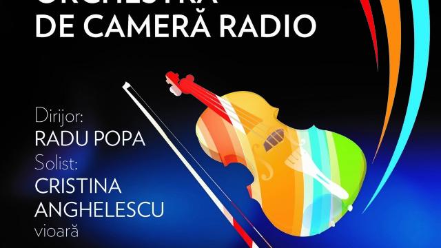 Concert de Ziua Radioului, cu Orchestra de Cameră Radio România