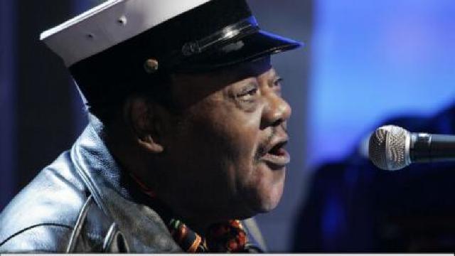 Legendarul artist Fats Domino, unul dintre pionierii rock'n'roll, a decedat la vârsta de 89 de ani