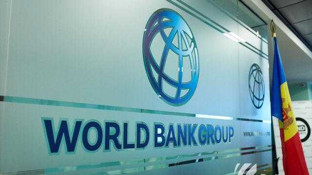 R.Moldova va împrumuta de la Banca Mondială peste 22,43 milioane de dolari