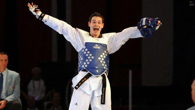Aaron Cook a cucerit argintul pentru Republica Moldova la Europenele de Taekwondo din Kazan