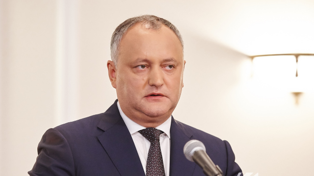 Igor Dodon, partenerul celor care vor dezmembrarea României (MoldNova)