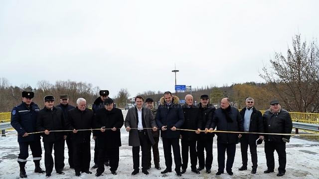 Mold-Street | Unele drumuri din R.Moldova sunt inaugurate de două ori