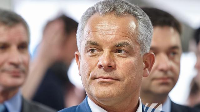Reacția lui Vlad Plahotniuc în urma dosarului penal deschis în România