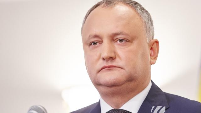 Igor Dodon: Voi bloca inițiativa de modificare a denumirii limbii de stat