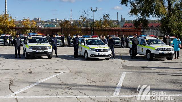 FOTO | Tehnică nouă pentru polițiști, procurată cu suportul Uniunii Europene
