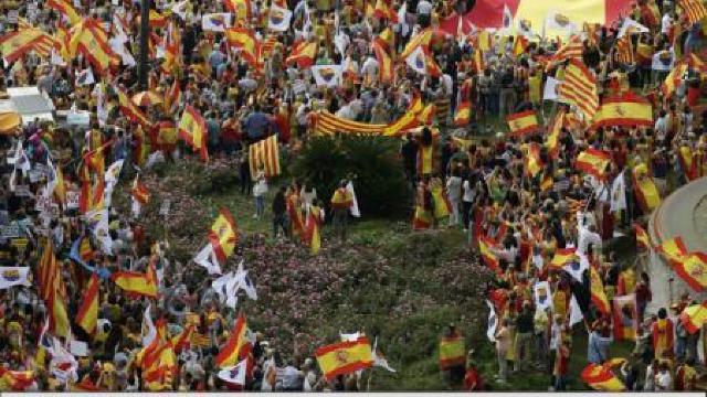 Un avion Eurofighter s-a prăbușit după ce a participat la parada militară de Ziua Națională a Spaniei