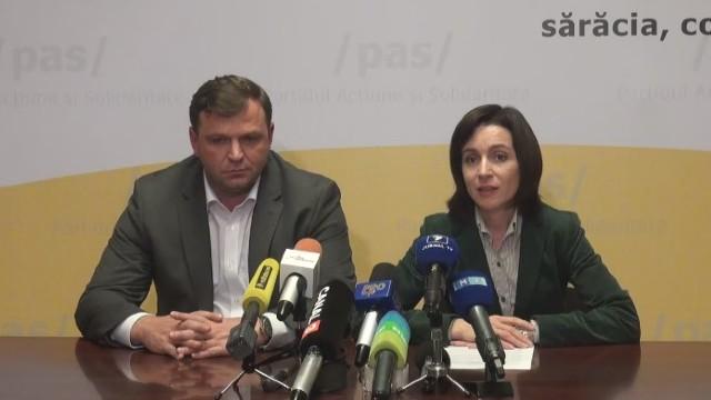 """Nicolae Negru: PAS și PD se află într-o barcă sau desfacerea """"binomului"""" Plahotniuc-Dodon (Revista presei)"""