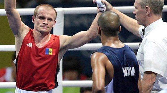 Veaceslav Gojan s-a calificat în finala Campionatului Moldovei de Box
