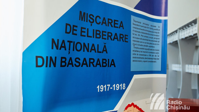 """,,Anul 1917 în destinul Basarabiei - consecințe juridice şi politice"""" (FOTO)"""