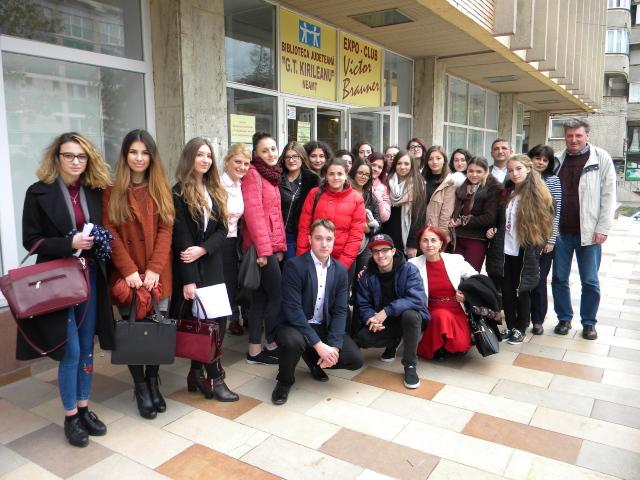 Vlad Țurcanu, la Piatra Neamț: În R.Moldova spațiul audiovizual nu s-a modificat substanțial de la declararea independenței