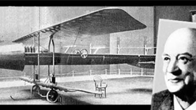 DOCUMENTAR | 45 de ani de la moartea inventatorului Henri Coandă, creatorul primului avion cu reacție