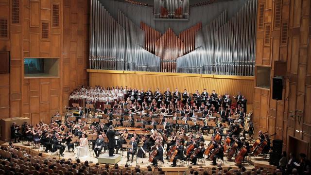 Radio România transmite în direct concertul ce marchează debutul manifestărilor prilejuite de Centenarul Marii Uniri