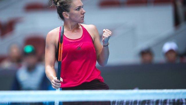 Simona Halep, a opta săptămână lider WTA