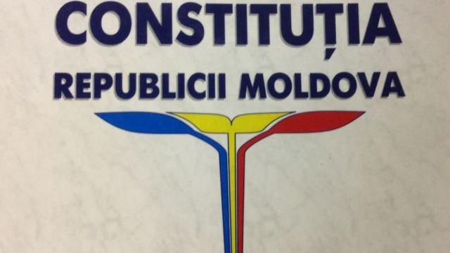 Poziția PDM privind modificarea denumirii limbii în Constituție