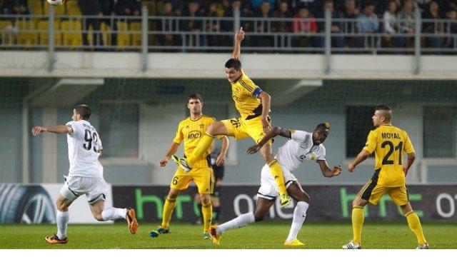 Europa League | Sheriff Tiraspol a urcat pe primul loc în grupă după victoria cu FC Fastov Zlin