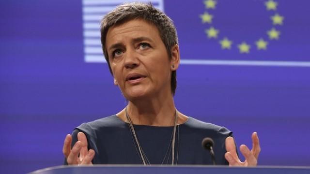 Comisarul european pentru Concurenţă acuză Google, Facebook şi Apple de abuz de poziţie dominantă