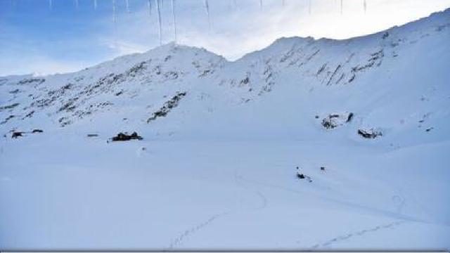Sibiu   Zăpadă de 44 cm la Bâlea Lac; sunt posibile avalanșe la peste 2.000 de metri în Munții Făgăraș