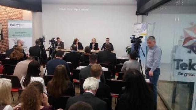 La Chișinău a fost lansată noua formulă a portalului www.business.md
