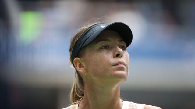 Maria Sharapova, cerută în căsătorie la Istanbul în timpul unui meci