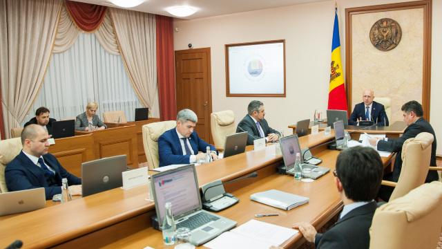 Guvernul a aprobat proiectele pentru ratificarea Acordului de asistența macrofinanciară de 100 de milioane de euro din partea UE