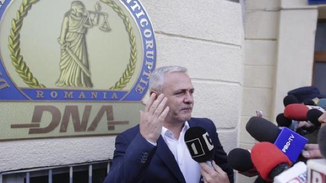 România   Liderul PSD LiviuDragnea, urmărit penal pentru abuz în serviciu și fraudare de fonduri