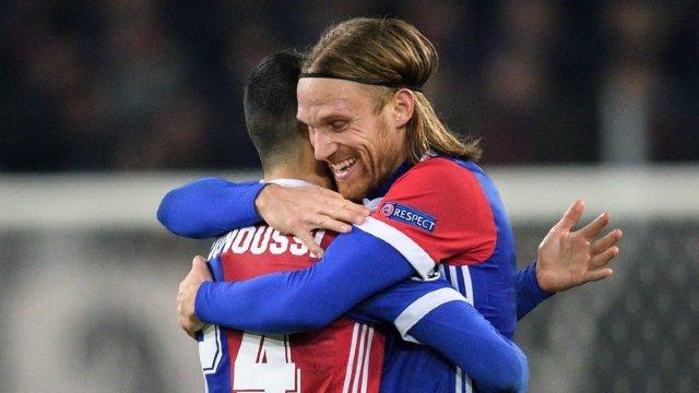 FC Basel a învins-o pe Manchester United cu scorul de 1-0