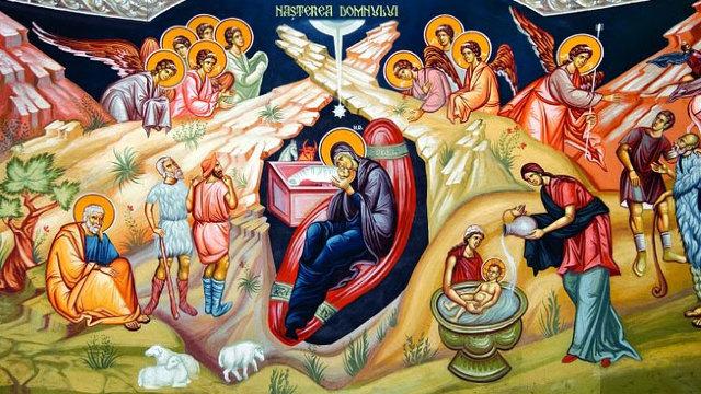 Creștinii ortodocși de stil nou sărbătoresc Crăciunul