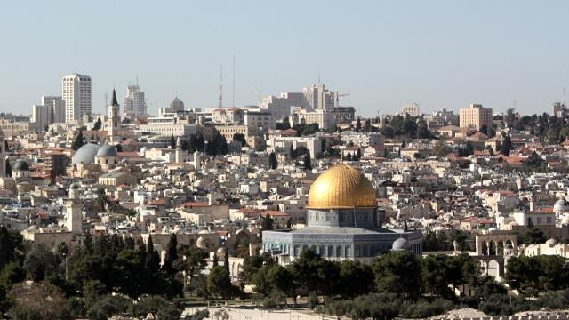 FOTO | Ierusalim: cetatea cucerita de pelerini