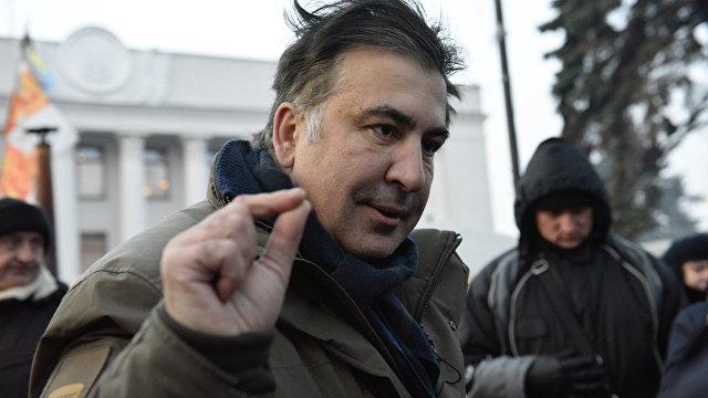 Mihail Saakaşvili contestă expulzarea sa din Ucraina, pe care o consideră ilegală