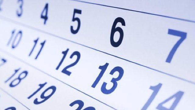 Calendarul principalelor evenimente sportive din 2018