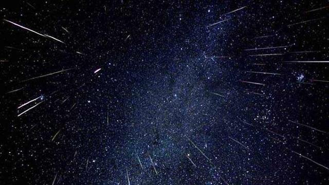 Ploaia de stele Geminide. Când are loc punctul maxim al fenomenului