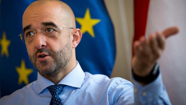 Zoltán Kovács - Viitorul EU trebuie clădit pe înţelegerea între statele membre ale Uniunii Europene