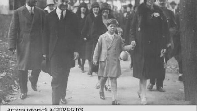 FOTO | Regele Mihai I: cele două perioade de domnie (1927-1930; 1940-1947)