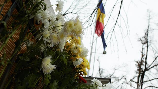 FOTO | Regele Mihai I este comemorat și la Chișinău