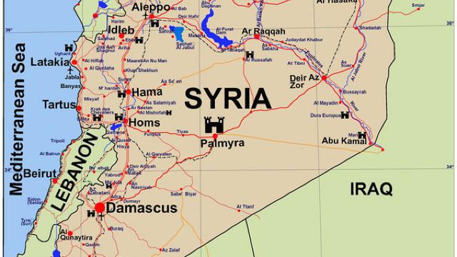 Rusia și-a retras navele din baza Tartus și așteaptă coordonatele țintelor care ar putea fi lovite de SUA