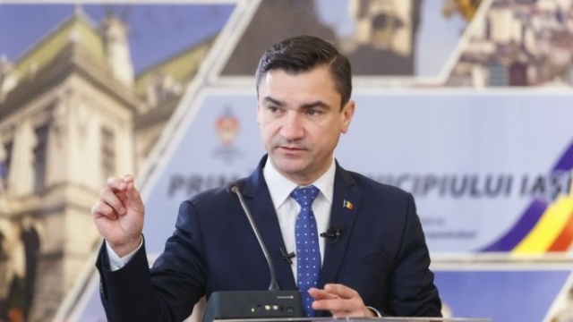 Primarul de Iași: România este pregătită de unirea cu Republica Moldova