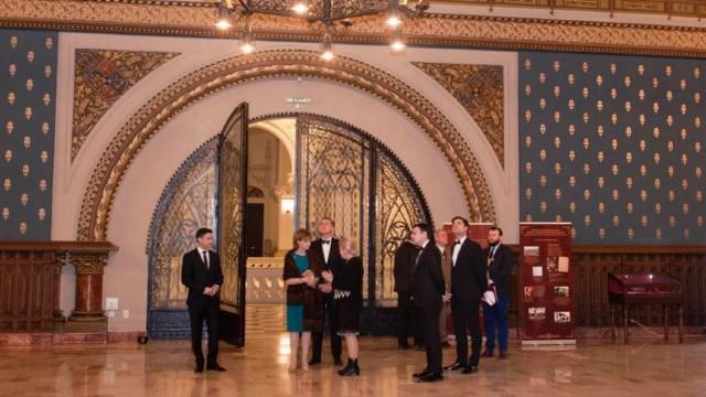 Majestatea Sa Margareta, Custodele Coroanei române și Principele Radu se vor afla la Iași