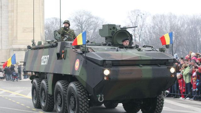 Armata României va avea cele mai performante transportoare blindate