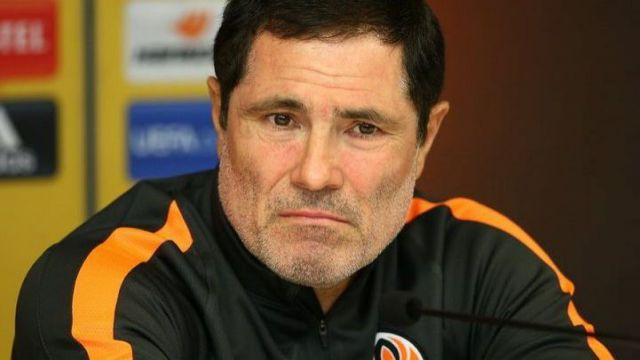 Alexandru Spiridon, fostul secund al lui Mircea Lucescu la Șahtar, este noul antrenor al Naționalei R.Moldova