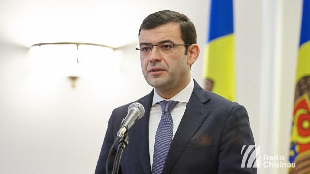 Chiril Gaburici va întreprinde o vizită oficială în România și va participa la Forumul de Afaceri al celor Trei Mări