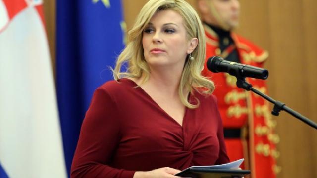 Președintele Croației vizitează Bosnia-Herțegovina