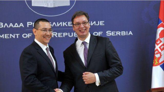 Fostul premier român Victor Ponta a primit cetăţenie sârbă