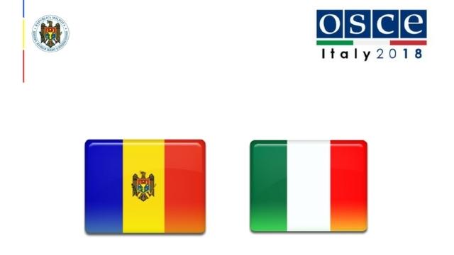 Angelino Alfano a prezentat agenda şipriorităţile Președinției italiene în OSCE