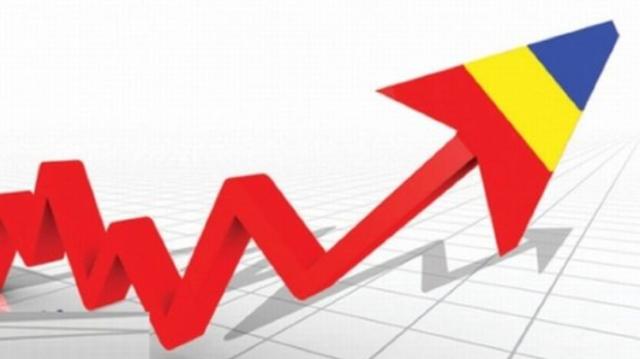 PIB-ul României este în creştere