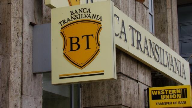 Banca Transilvania vrea să preia restul de 33,23% din acţiunile Victoriabank